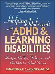 Helping Adolescents with ADHD & Learning Disabilities