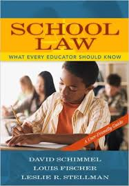 School Law For Educators: What Every Teacher Should Know