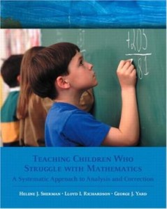 Helping Students Who Struggle with Math